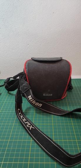 Câmera Semi Profissional Nikon Coolpix L830 Zoom 34x
