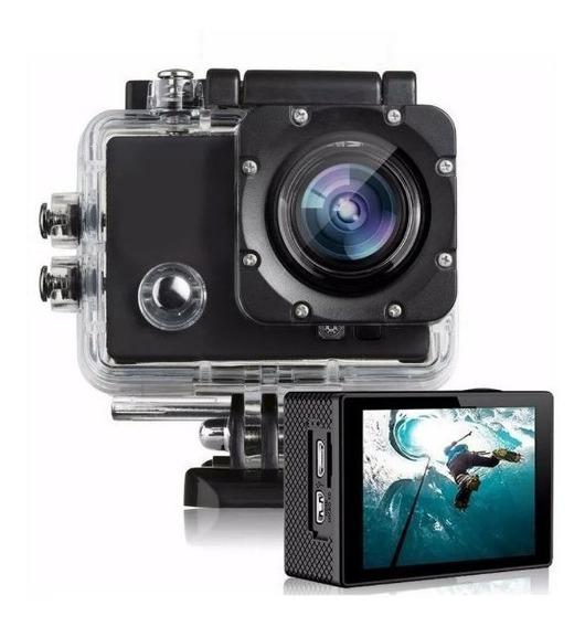 Action Câmera Full Hd 1080p Go Sport Prova D
