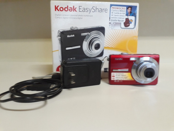 Câmera Fotográfica Kodak 8,2 Kodak Easy Share M 863