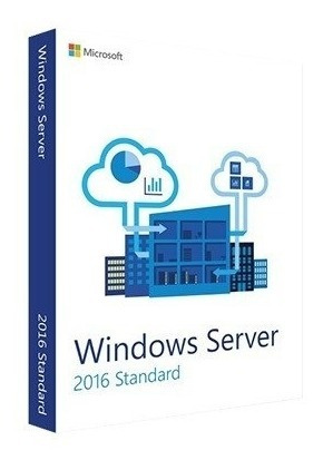Licença Windows Server 2016 Standard + Nf