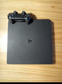 Playstation 4 Sony Slim- 500gb- 1 Joystick Orig. Impecable!!
