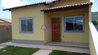 Casa Em Condomínio-à Venda-chácaras De Inoã (inoã)-maricá - Macn20025