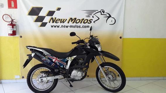 Honda Nxr Bros 160 Esdd 50.000 Km !!!!