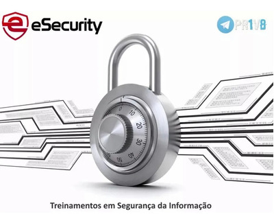 Esecurity - Security Specialists Preço Promocional!