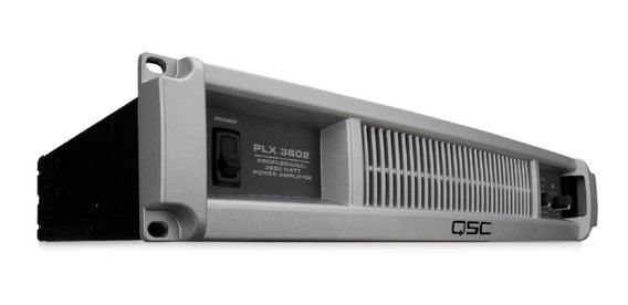Plx3602 Amplificador 120v Qsc