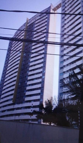 Apartamento Com 2 Dormitórios Para Alugar, 56 M² Por R$ 700,00 - Ponta Negra - Natal/rn - Ap0507