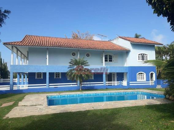 Chácara Residencial À Venda, Copaco, Arujá - Ch0016. - Ch0016