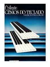 Coleção Gênios Do Teclado Músicas Para O Magdalena Rauch-so