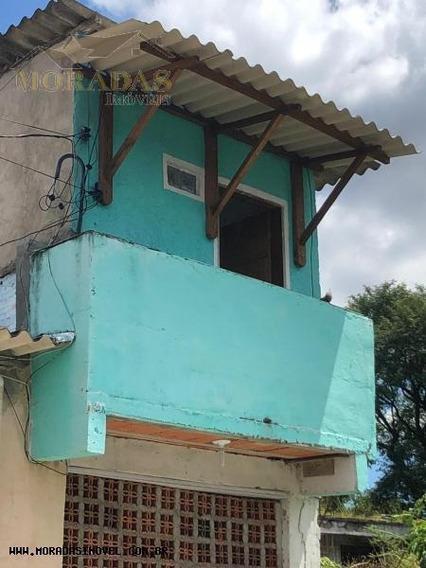 Casa 1 Dormitório Para Locação Em São Paulo, Parque Ipê, 1 Dormitório, 1 Banheiro - 8431_1-1389019