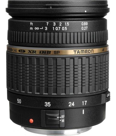 Canon 17-50mm F/2.8 Tamron Ef-s Nãoé Sigma 17-55mm 17-40mm