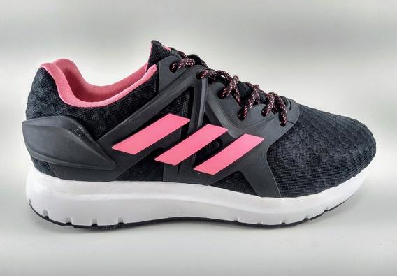 Tênis adidas Starlux Feminino Preto/rosa