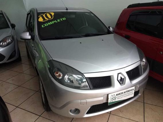 Renault Sandero 1.6 Vibe 8v 2010