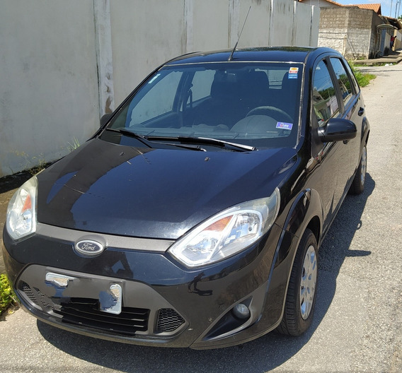 Ford Fiesta 1.6 Pulse Flex 5p 2012