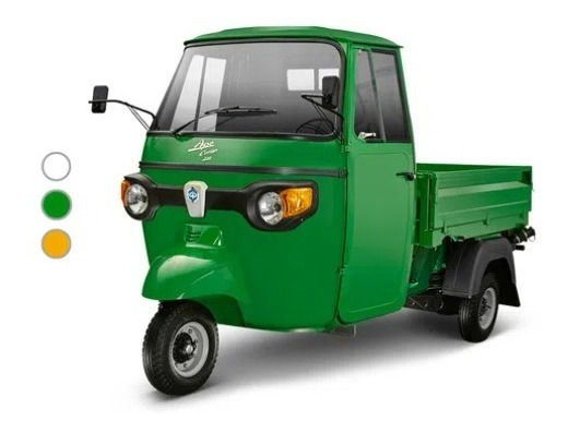 Piaggio Ape City Xtra - Verde 2020