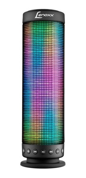 Speaker Lenoxx 20w Usb/sd/bluetooth Bateria Interna Bt503