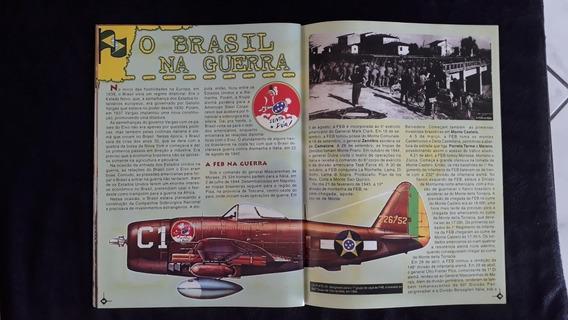 Revista Grandes Batalhas Da 2° Segunda Guerra Mundial Hitler