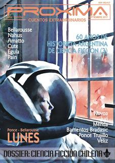 Revista Proxima #35- Ed. Ayarmanot - Ciencia Ficción