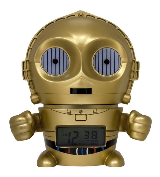 Reloj Desperador Bulbbotz 5.5 C-3po O2021418 Outlet