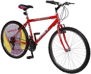 Bicicleta Bimex Missile Rodada 26