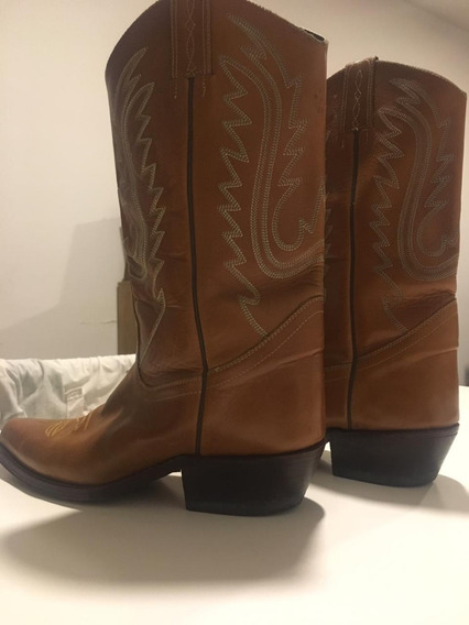 Botas Texanas Jr En Perfecto Estado
