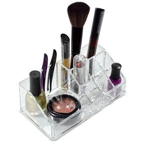 Organizador P/ Maquiagem Acrilico Porta Batom - Mega Oferta