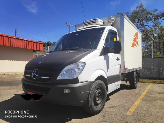 Mercedes-benz Sprinter Chassi 2.2 Cdi 311 Rs Longo 2p 2016