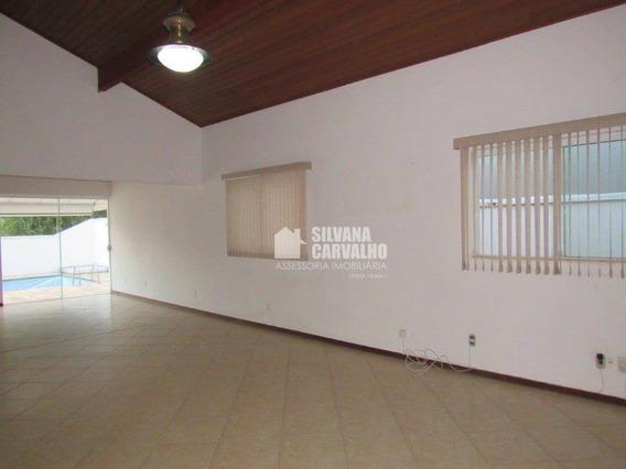 Casa Para Locação No Condomínio Portal De Itu Ii Em Itu. - Ca7574
