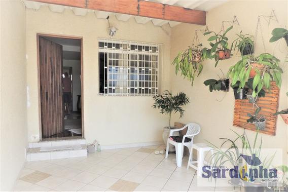 Casa Sobrado Em Jardim Maria Rosa - Taboão Da Serra - 2478