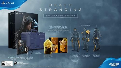 Death Stranding - Playstation 4 Edición Coleccionista