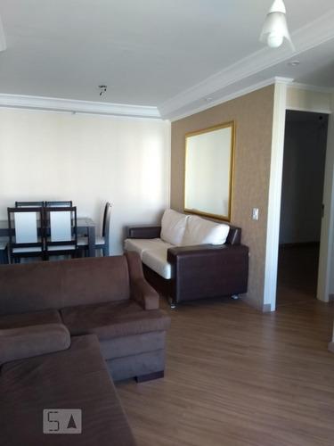 Apartamento À Venda - Jardim Santa Emília, 2 Quartos,  60 - S893136925