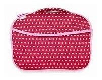 Bby-dbcp-bmd / Diaper Buddy- Pink Mini Dots - Built Ny