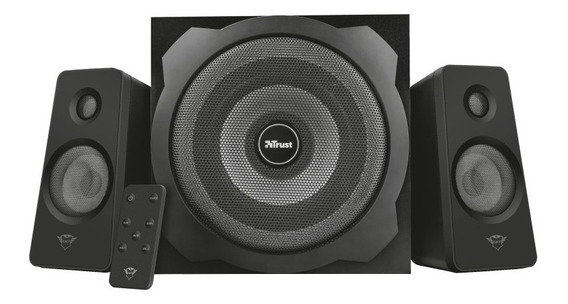 Parlantes Subwoofer 2.1 Gamer Gxt 638 120w Pc Ps4 - Trust