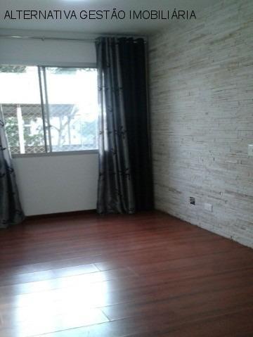 Imagem 1 de 10 de Apartamento Residencial Em São Paulo - Sp, Jardim D'abril - Apl2632