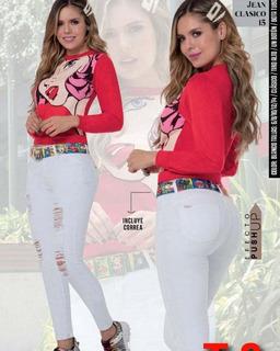 Pantalones Tubo De Mujer Ropa Mercado Libre Ecuador