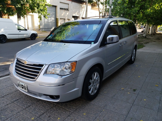 Chrysler Town & Country 3.8 Limited Atx 2011