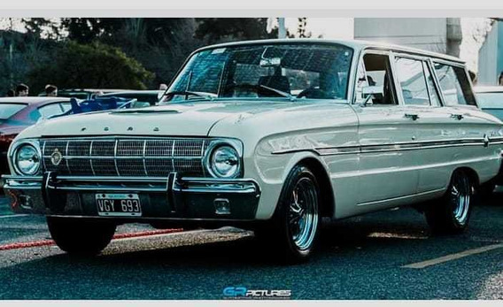 Ford Falcon Rural Deluxe Sprint