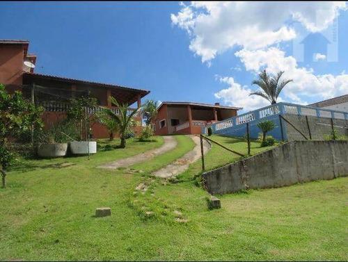 Chácara Com 3 Dormitórios À Venda, 3800 M² - Caioçara - Jarinu/sp - Ch0108