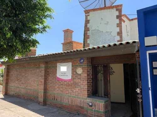 Casa Con Uso De Suelo En Renta En León, Gto