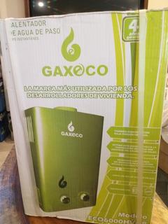 Boiler De Paso Calentador Gaxeco