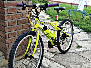 Bicicleta Gt All Terra Outpost Rodado 24, Una Joya.