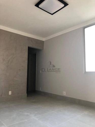 Imagem 1 de 14 de Apartamento Com 2 Dormitórios À Venda, 55 M² Por R$ 240.000,00 - Jardim Paulicéia - Campinas/sp - Ap18946