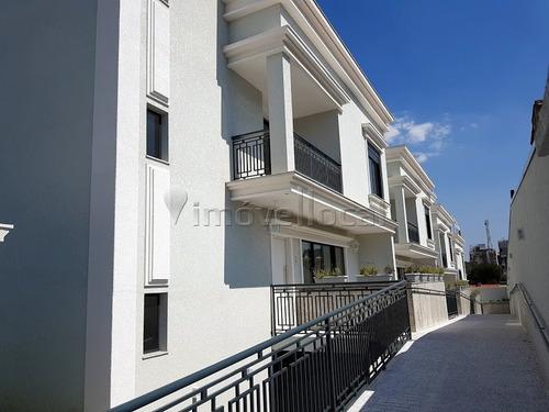 Sobrado Em Condomínio Com 3 Dormitórios À Venda Com 225.87m² Por R$ 1.380.000,00 No Bairro Bigorrilho - Curitiba / Pr - So00111