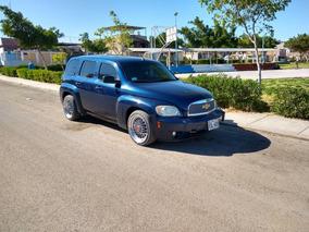 Chevrolet Hhr Motor 2.0 2010 Color Azul De 5 Puertas