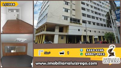 Lj1306- Aluga Loja No Centro, Em Frente Ao Banco Central