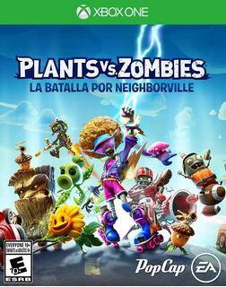 Plantas Vs Zombies Battle For Neighborville Xbox One