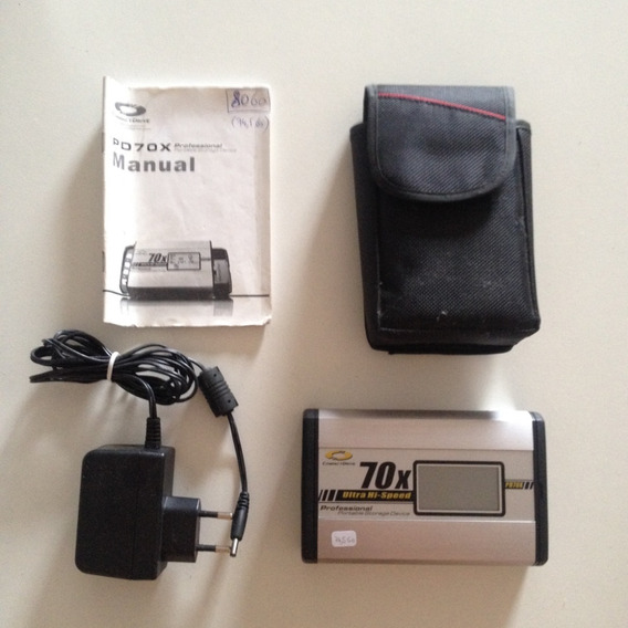 Compact Drive Pd70x Ultra Hi-speed Professional Portable