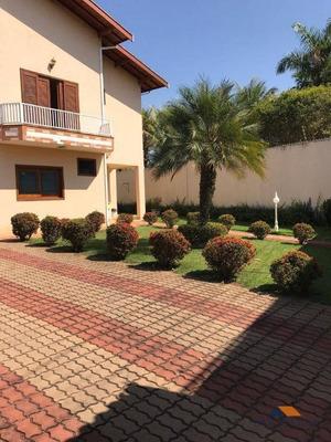 Casa Residencial À Venda, Chácara Boa Vista Da Graminha, Limeira. - Ca0228