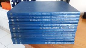 Coleção Os Grandes Artistas Vida, Obra E Inspiração Dos...#
