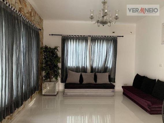 Casa Com 3 Dormitórios À Venda, 140 M² Por R$ 600.000 - Boqueirão - Praia Grande/sp - Ca0385