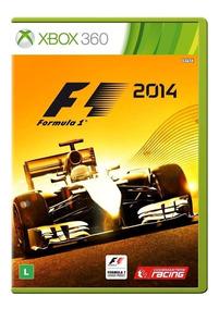 F1 2014 Xbox 360 - Mídia Digital